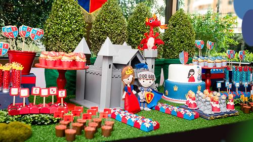Aniversário na escola - Decoração de festa infantil