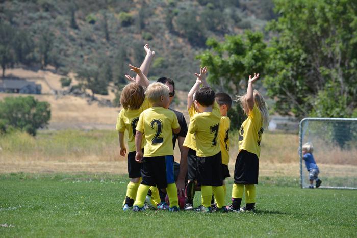 esportes na infância e sua importancia