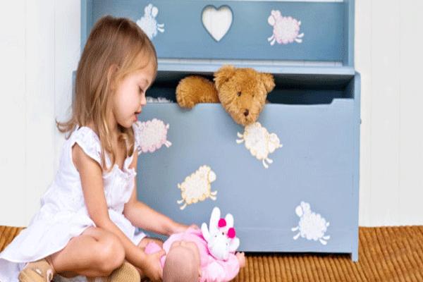 criança de 3 anos e o amigo imaginário