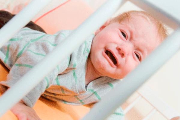 Porque meu bebê não para de chorar?