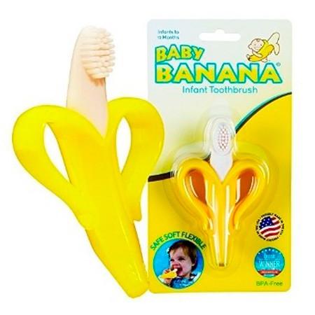 farmacinha para bebê -escova de dente