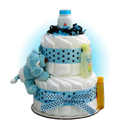 modelos de bolo de fraldas