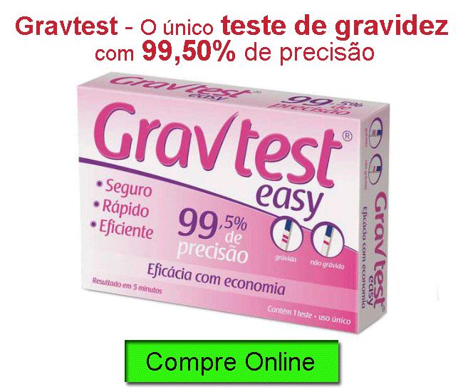 gravtest - teste de gravidez mais seguro