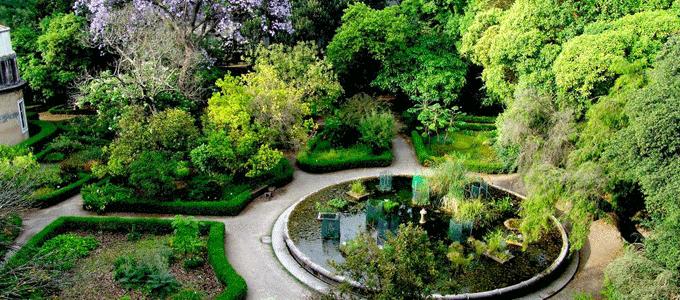 jardim botanico de lisboa - portugal com crianças