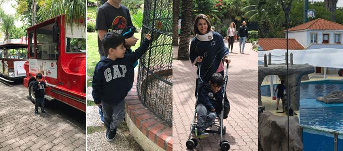 lisboa com crianças - Parque zoologico de lisboa