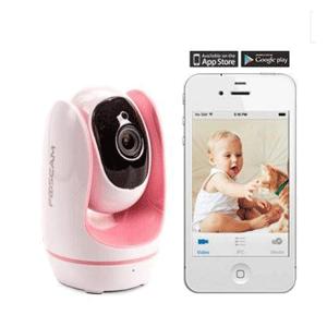 melhor babá eletrônica foscam para comprar preço