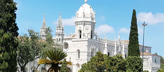 mosteiro dos jeronimos - lisboa com crianças