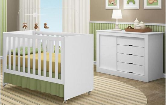 quartos de bebê menina modernos foto 1
