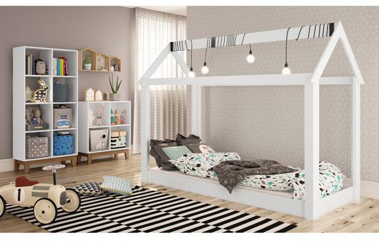 quarto montessoriano - quarto bebê menina