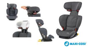 krazco cadeira para auto mais segura do mundo rodifix maxi cosi